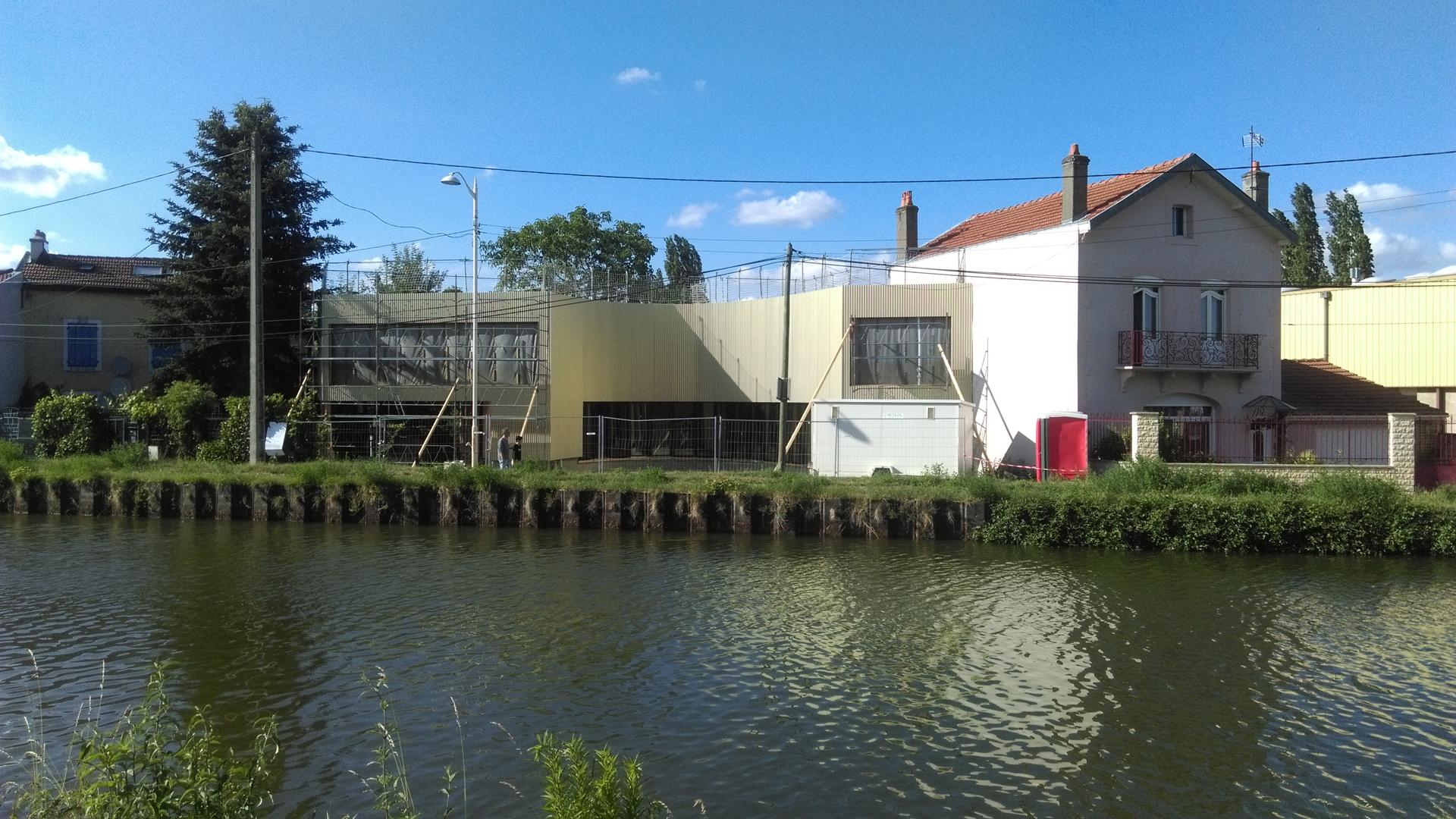 Maison d'habitation Meurthe-et-Moselle