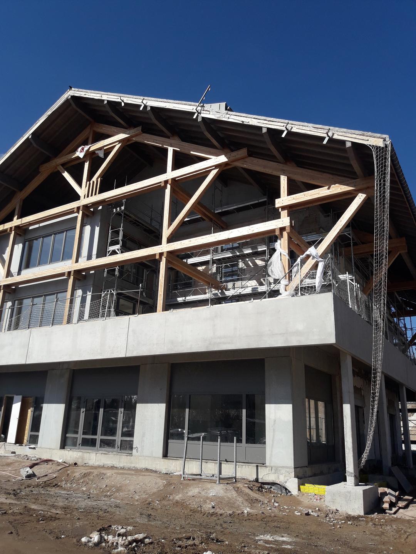 maison ossature bois - Vosges La shlucht 01