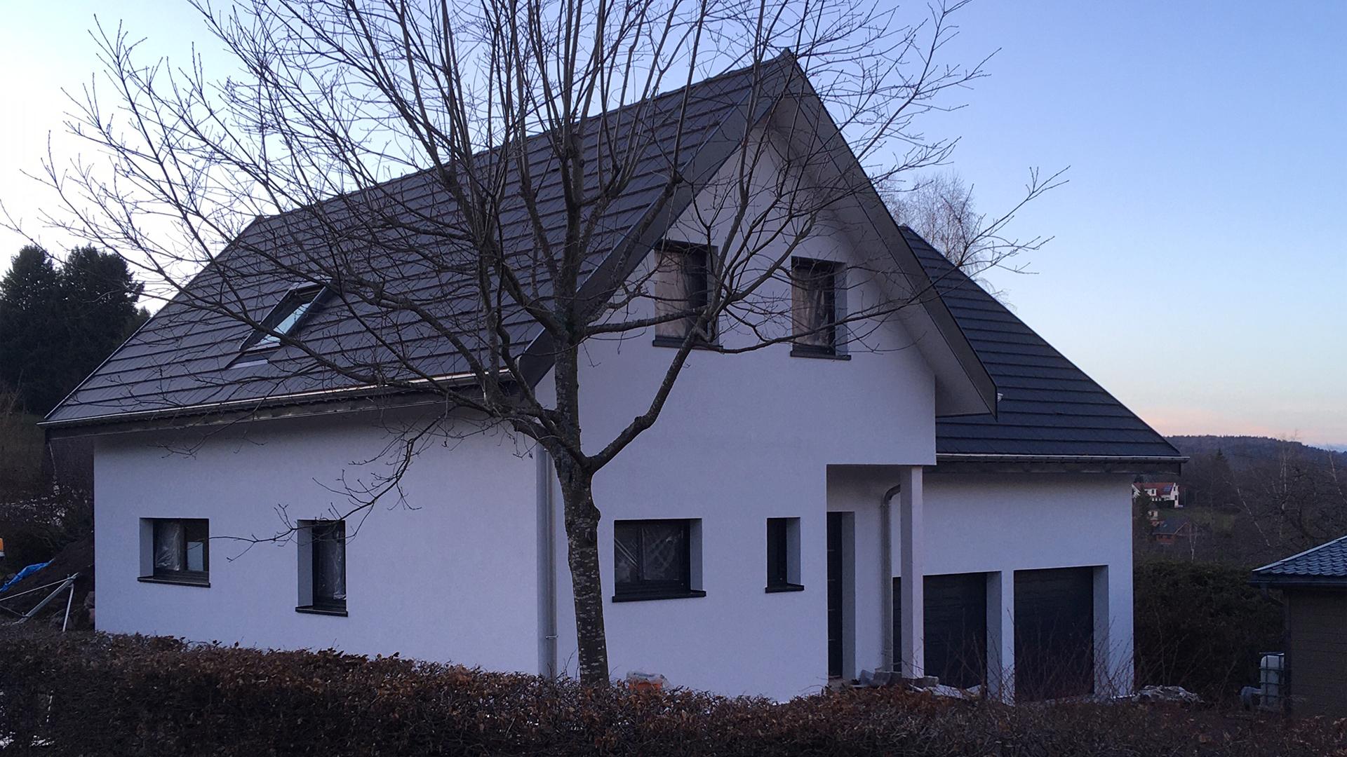 maison bois Bas Rhin 01