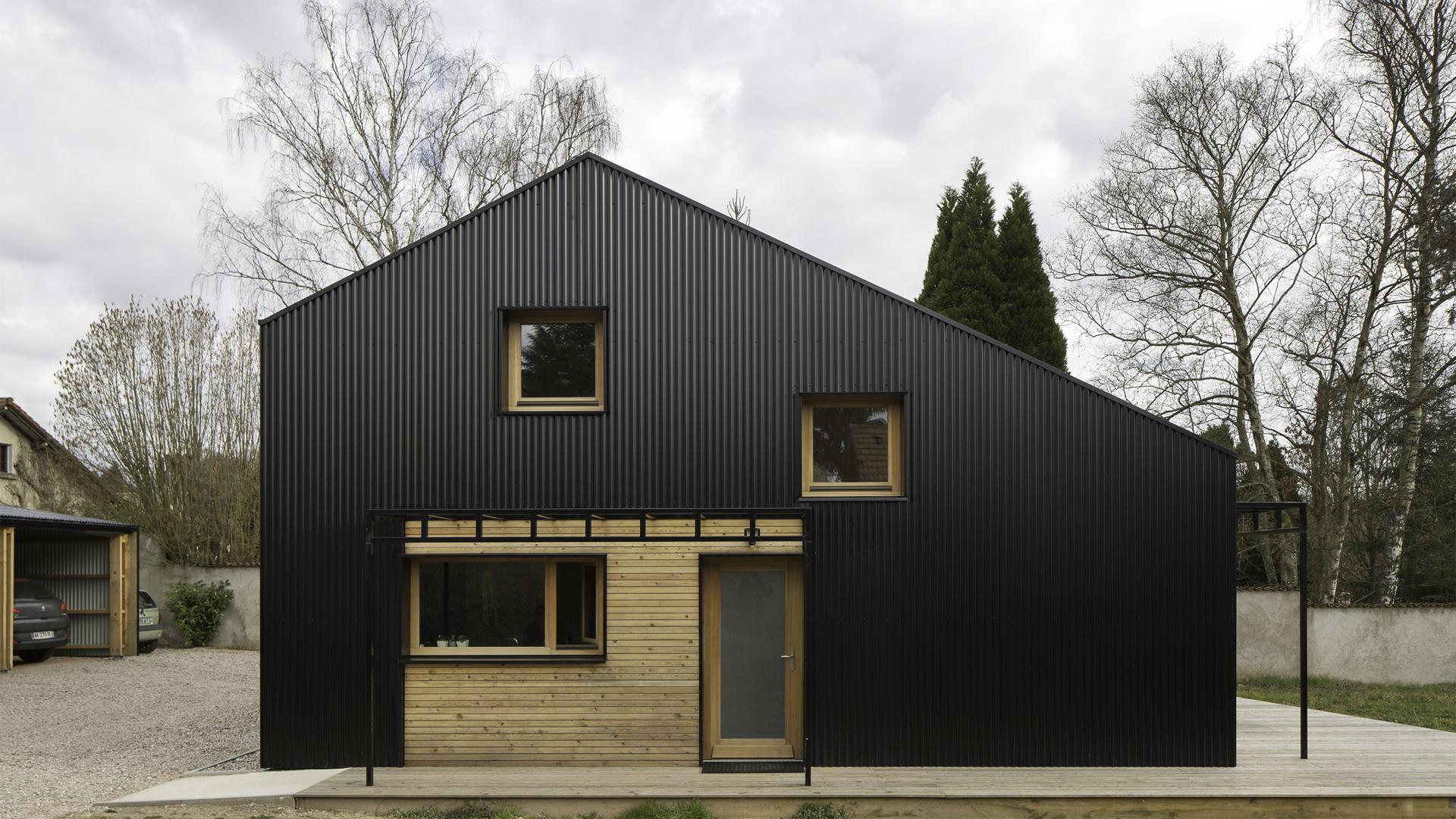 maison bois Meurthe et Moselle 02