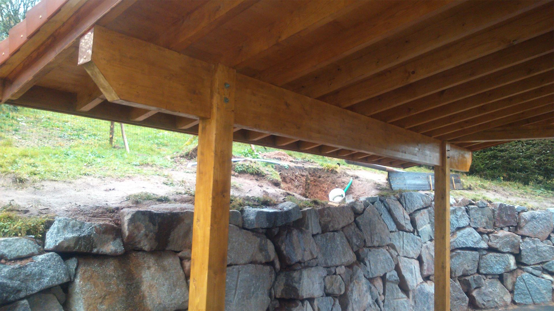 extensions bois - AbrisGrandValtin