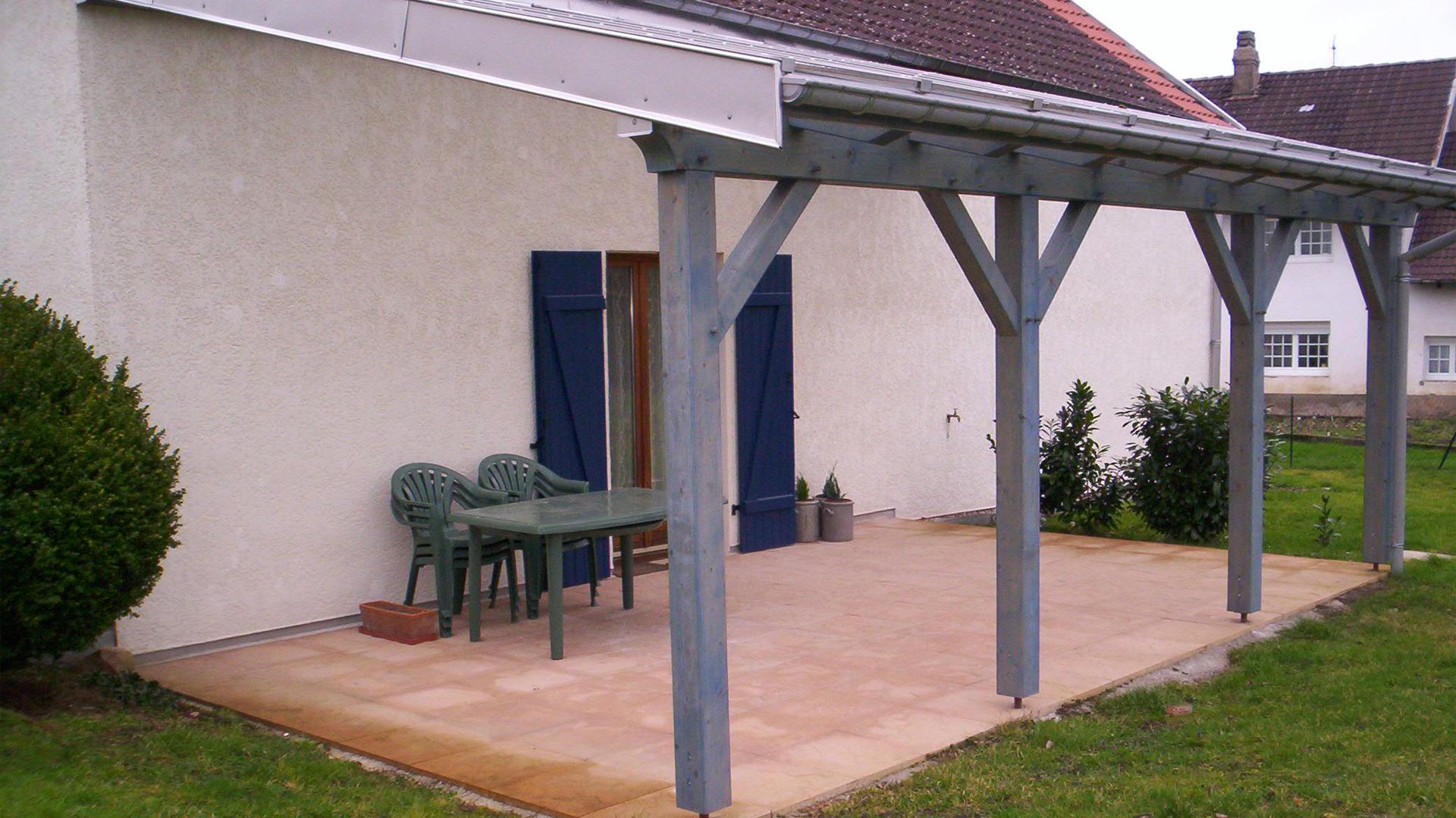 extensions bois - maison en bois